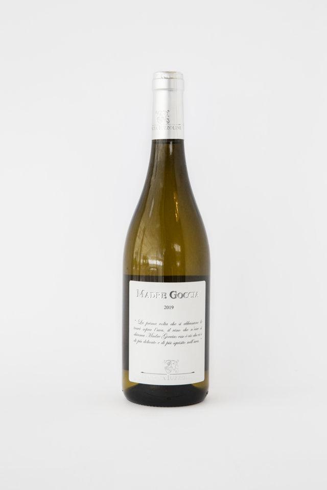 Madre Goccia Grego bianco e chardonnay Tenuta Iuzzolini